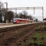Wronki - widok na peron