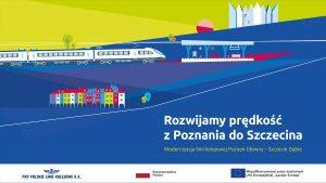 Miniatura filmu przedstawia planszę początkową, na której znajdują się kolorowe kamienice oraz pociąg dojeżdżający do stacji. Film opowiada o letnich pracach na szlaku Poznań-Wronki w 2019 roku.
