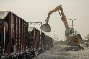 Galeria zdjęć pokazuje prace na szlaku Choszczno-Słonice, które miały miejsce w kwietniu 2020 roku.