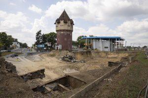 Sesja przedstawia prace na stacji Choszczno, stacji Stargard oraz przystanku Szczecin Zdunowo, które miały miejsce w czerwcu 2020 roku.