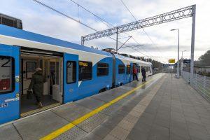 Sesja zdjęciowa przedstawia prace na odcinku kolejowym Szczecin Zdunowo - Stargard