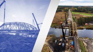 Materiał filmowy dotyczy budowy mostu na Noteci na odcinku Słonice-Wronki. Jest to wizualizacja pokazująca jak przebiega modernizacja.